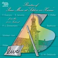 Rarities of Piano Music at the Husum Festival 2014