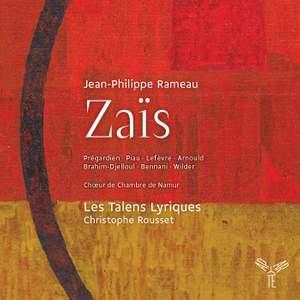 Rameau: Zaïs Product Image