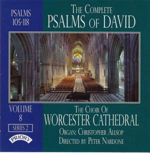 The Complete Psalms of David, Series 2 Volume 8