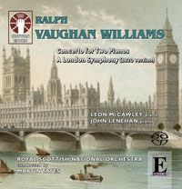 Vaughan Williams: Concerto for Two Pianos & A London Symphony (1920 version)