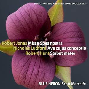 Robert Jones: Missa Spes nostra Product Image