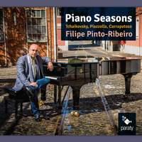 Tchaikovsky, Piazzólla & Carrapatoso: Piano Seasons