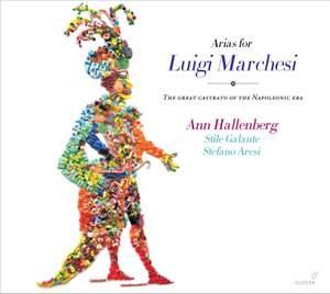 Arias for Luigi Marchesi Product Image
