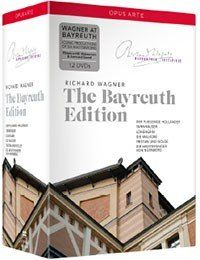 Wagner: The Bayreuth Edition Box Set
