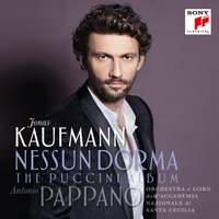 Nessun Dorma: The Puccini Album (standard version)