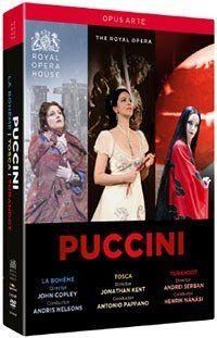 Puccini Box Set