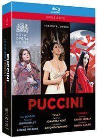 Puccini Box Set