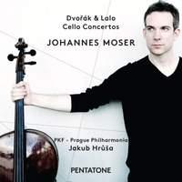 Dvorak & Lalo: Cello Concertos