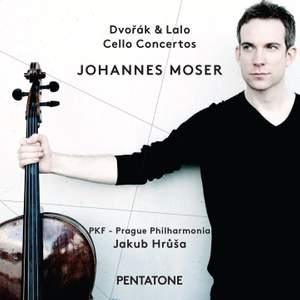 Dvorak & Lalo: Cello Concertos