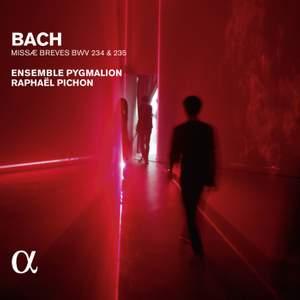 JS Bach: Missæ Breves BWV234 & 235 Product Image