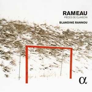 Rameau: Harpsichord Pieces Product Image