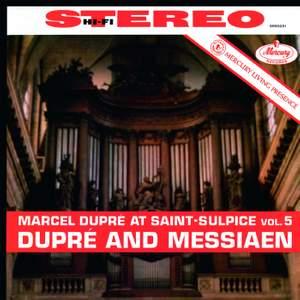 Mercury Living Presence Recordings Saint-Sulpice Vol. 5