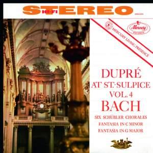 Mercury Living Presence Recordings Saint-Sulpice Vol. 4