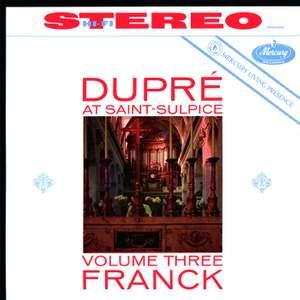 Dupré at Saint-Sulpice, Vol. 3