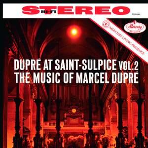 Dupré at Saint-Sulpice, Vol. 2