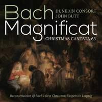 JS Bach: Magnificat & Christmas Cantata 63