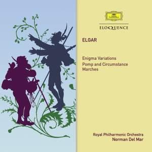 Elgar: Enigma Variations; Pomp & Circumstance Marches Nos. 1-5