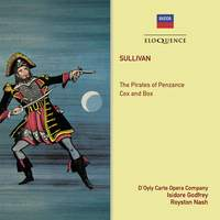 Sullivan: The Pirates of Penzance & Cox and Box