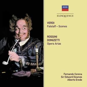 Verdi: Falstaff – Scenes