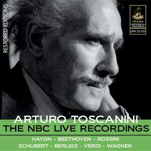 Toscanini: The NBC Live Recordings Product Image