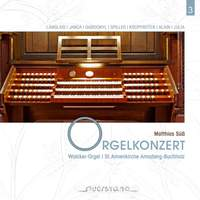 Matthias Süss: Orgelkonzert