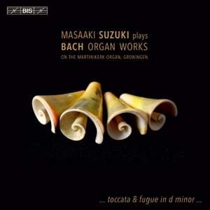 JS Bach: Organ Works, Vol. 1
