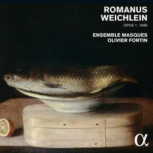Romanus Weichlein Opus I, 1695 Product Image