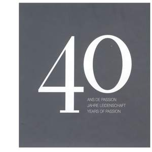 Claves Records, Switzerland: 40 Years of Passion, The Five Most Wanted Recordings
