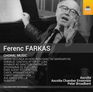 Ferenc Farkas: Choral Music