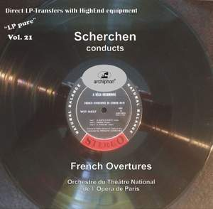 Scherchen Conducts French Overtures Product Image