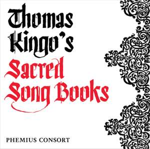 Thomas Kingo's Sacred Song Books Product Image