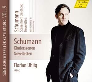 Schumann: Complete Piano Works Volume 9