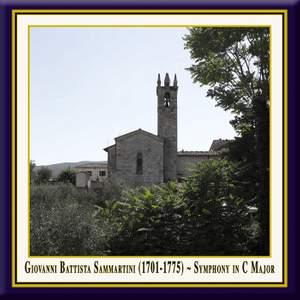 Sammartini, G B: Symphony in C major, Jc 7 Product Image
