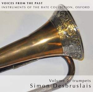 Voices from the Past, Vol. 2: Instruments of the Bate Collection, Oxford