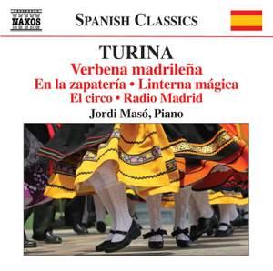 Turina: Piano Music, Volume 11