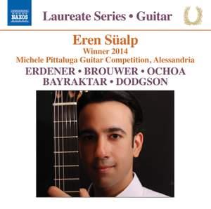 Guitar Recital: Eren Süalp