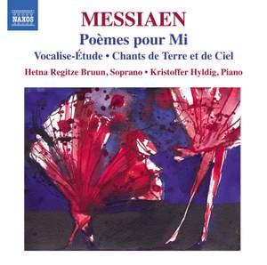 Messiaen: Poèmes pour Mi