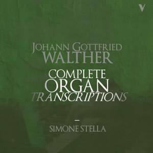 Walther: Organ Works & Transcriptions, Vols. 11-12 Product Image