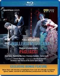 Mascagni: Cavalleria Rusticana & Leoncavallo: I Pagliacci