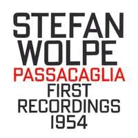 Stefan Wolpe: Passacaglia