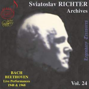 Sviatoslav Richter Archives, Volume 24