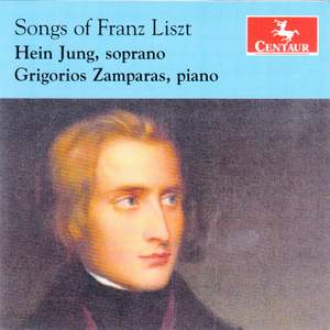 Songs of Franz Liszt