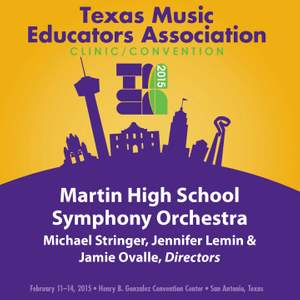 2015 Texas Music Educators Association (TMEA): Martin High School Symphony Orchestra [Live]