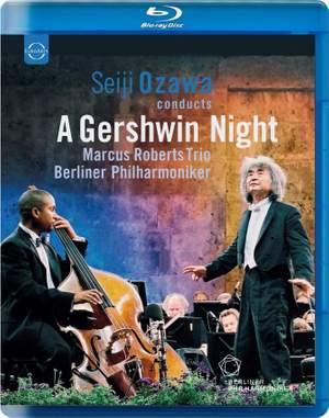 Seiji Ozawa conducts A Gershwin Night