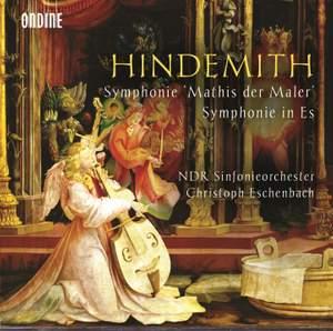 Hindemith: Symphonie 'Mathis der Maler' & Symphonie in Es