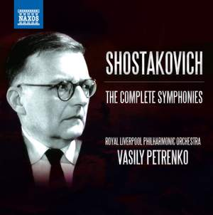 Shostakovich: The Complete Symphonies Product Image