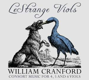 Cranford: Consort Music for 4, 5 & 6 Viols Product Image