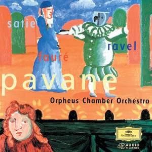 Pavane: Ravel, Satie & Faure