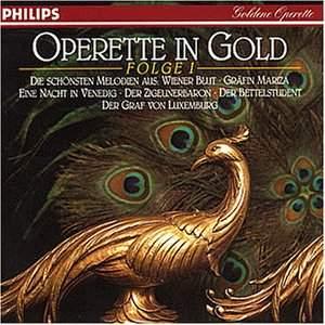 Operette in Gold, Vol. 1