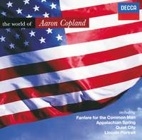 The World of Aaron Copland
